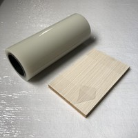 Good performance water resistant anti-oil kitchen cabinet protection film