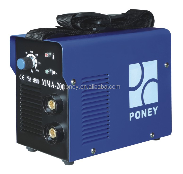IGBT WELDING MACHINE MMA-160 DC 1PHASE PONEY