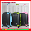 Hot Sale Colorful Accessory ABS Trolley Luggage