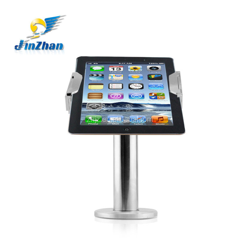 newly developed i5 tablet security display stand,7-10 inch tablet pc stand,universal tablet holder for kindle