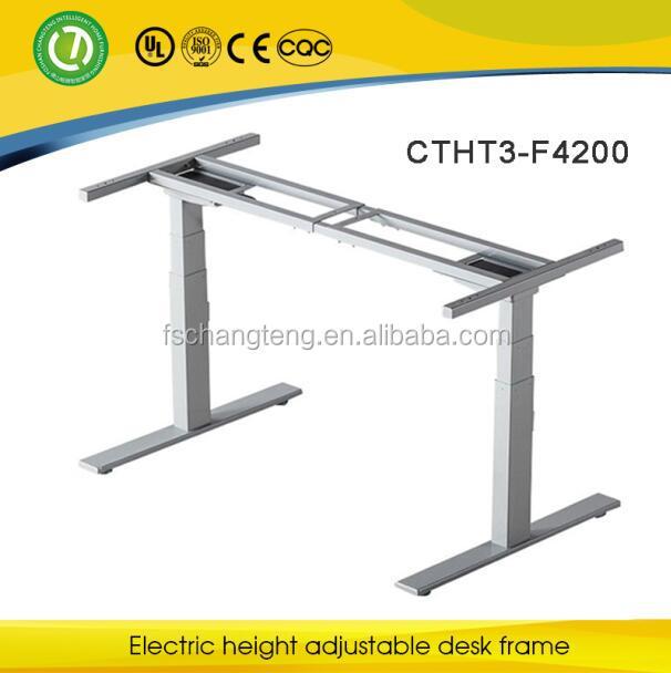 Muebles de importación de China mesa elevadora escritorio marco ...