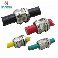 top quality best low price metal cable gland from Hoonsun