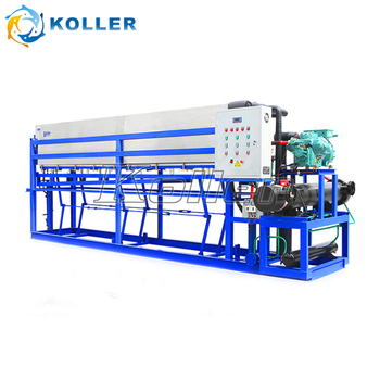 Energy Saving Industrial Block Ice Maker Ice Block Making Machine 5 tons per day