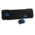 High quality 2.4g wireless gaming keyboard and mouse combo