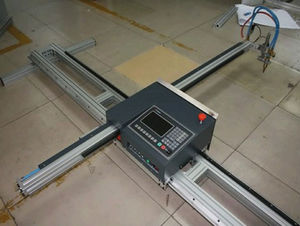 Economical and affordable price practical sheet metal processing SNR-QB portable CNC gas cutter