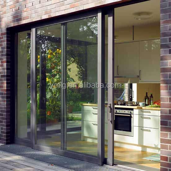 Puertas de aluminio exterior finest puerta exterior de for Precio puerta aluminio blanco exterior