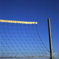 Volleyball Nets 1mm HDPE