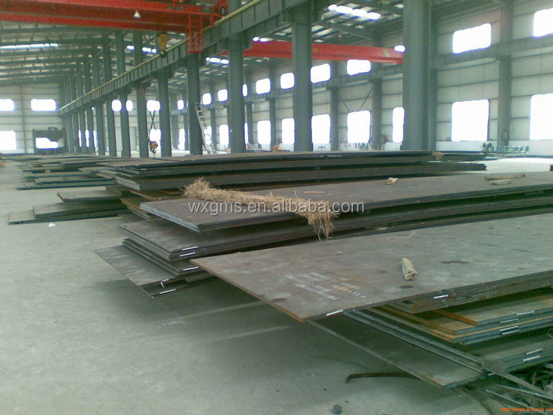 ABS, CCSA, CCSB thickness 6-120mm ship build steel plate / hot rolled steel plate