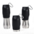 Modern Design Stainless Steel Pet Dog Water Bottle,Travel Portable Dog Water Bottle