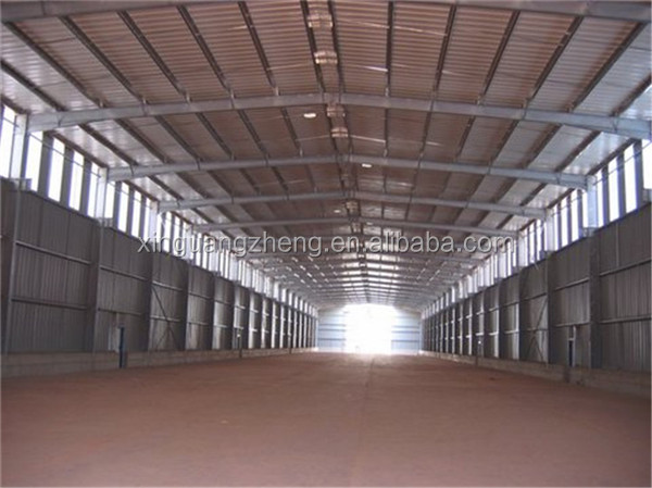 professional low cost steel structure grain warehouse