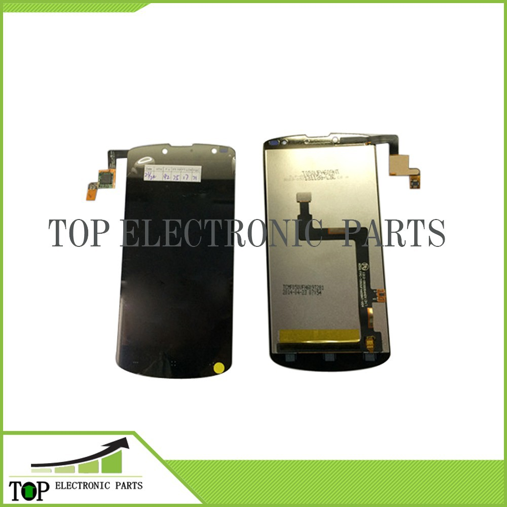 Original New Hike X1d Hike 838 Lcd Screen Display With Ogs Touch ...