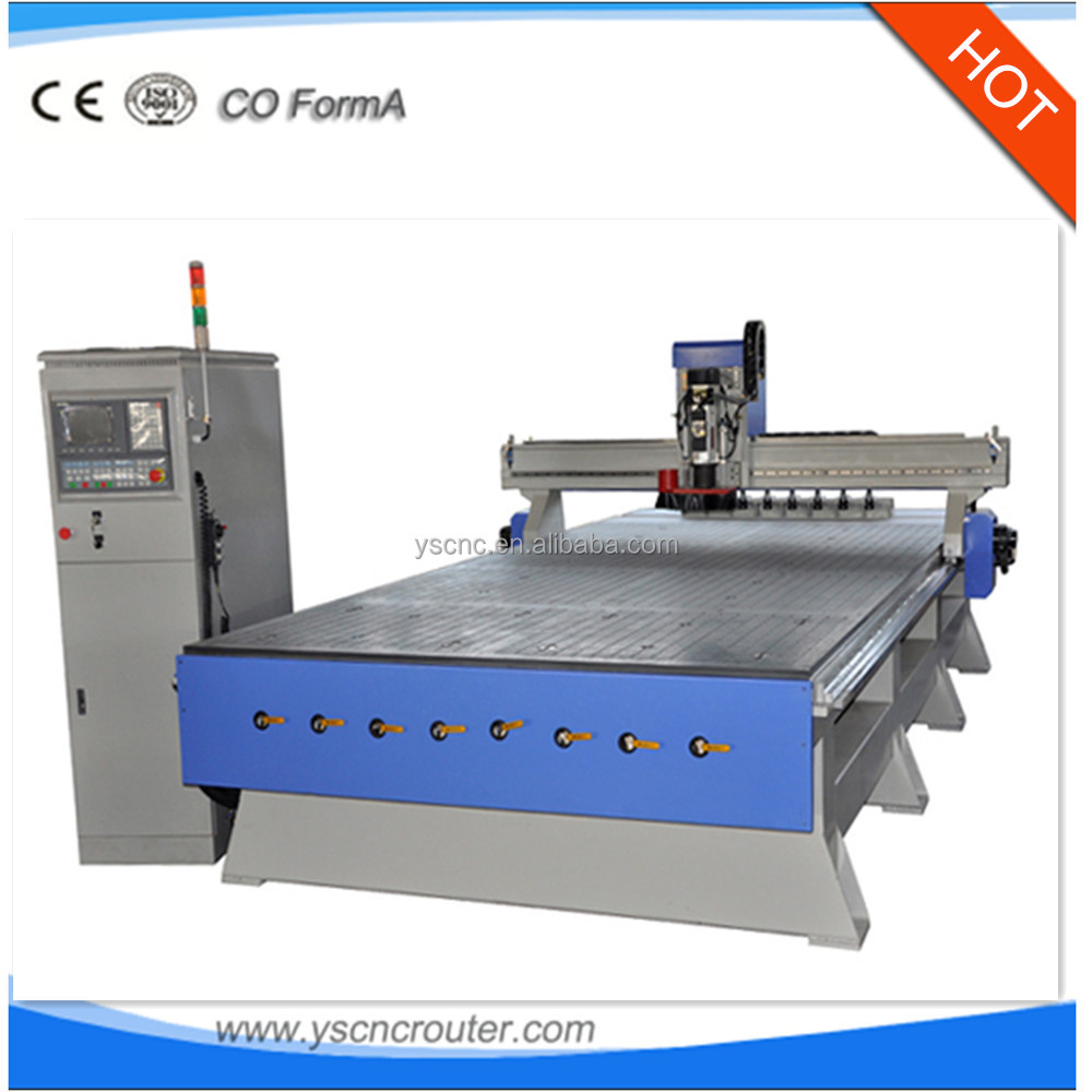 cnc lathe machine with 3d scanner ys cnc 6 tools 1530 woodworking cnc router with linear atc