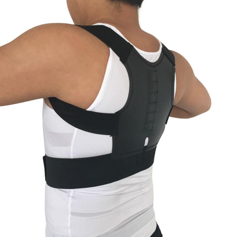 0f7e84fa663e0 Detail Feedback Questions about Magnetic Posture Corrector Men ...