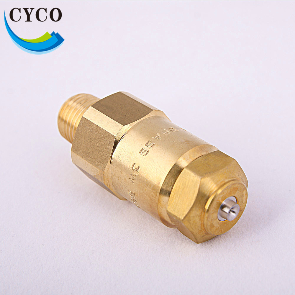 Spraying Water Mist Nozzle,Metal High Pressure Nozzle,Brass Micro Fog Nozzle