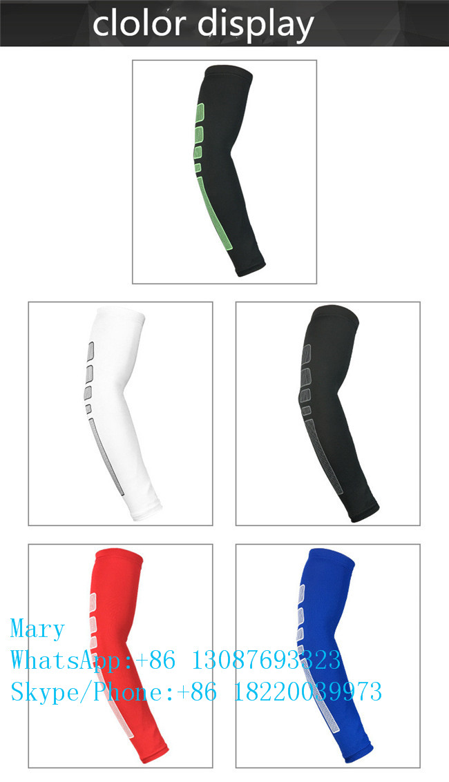 Wholesale Running Fitness Sports Cooling Sun Sleeve Arm Cover