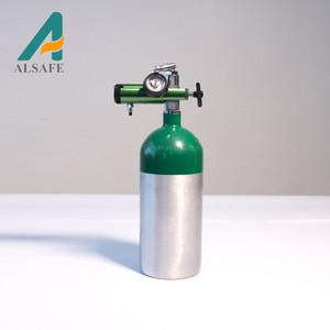 Good quality medical oxygen regulator nitrous oxide m9 cylinder