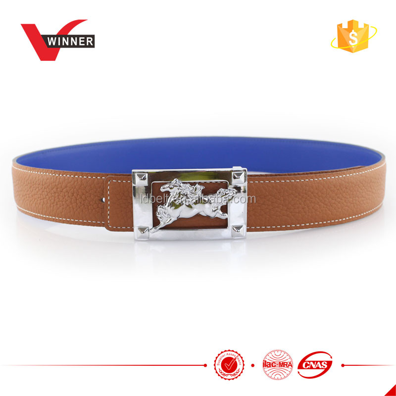 High quality leather replica designer belts for men