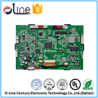 Manufacturing Multilayer FR-4 PCBA Electronic Circuit Board