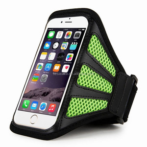 Universal 5.5 inch Mesh Armband Jogging Phone Case Running Sport Armband