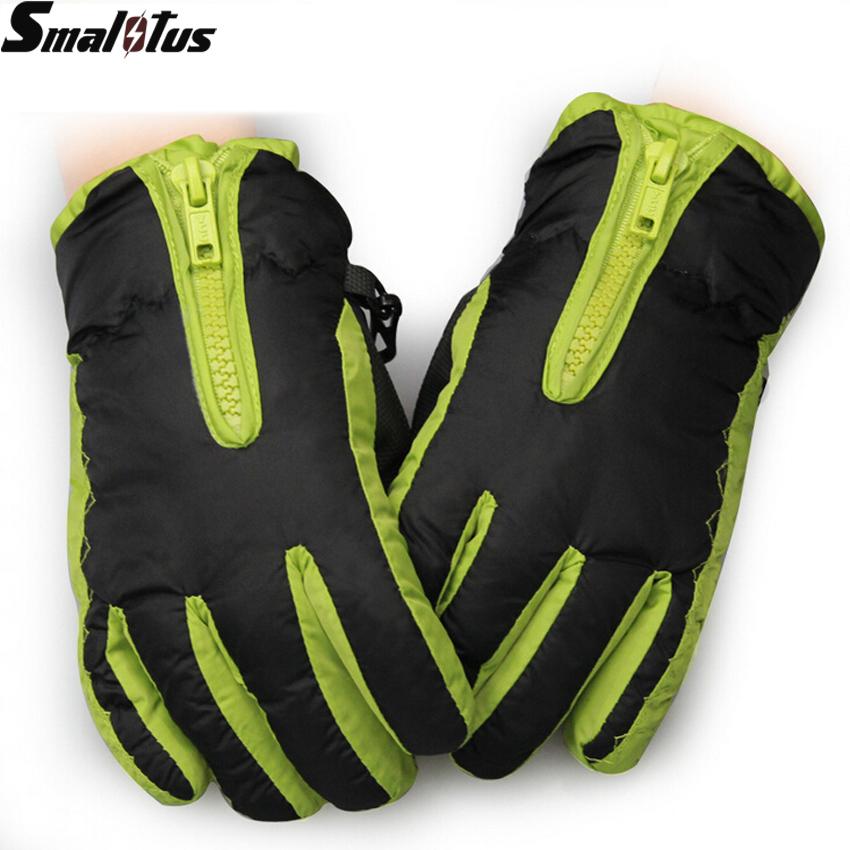 Children/Kids Winter Warm Ski Gloves Boys/Girls Sport