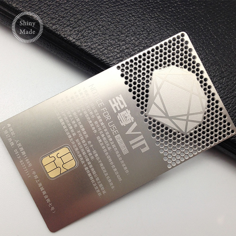 Manufacturer Custom Made Metallic Business Metal VIP Visiting <strong>Cards</strong> stainless steel membership <strong>card</strong> factory