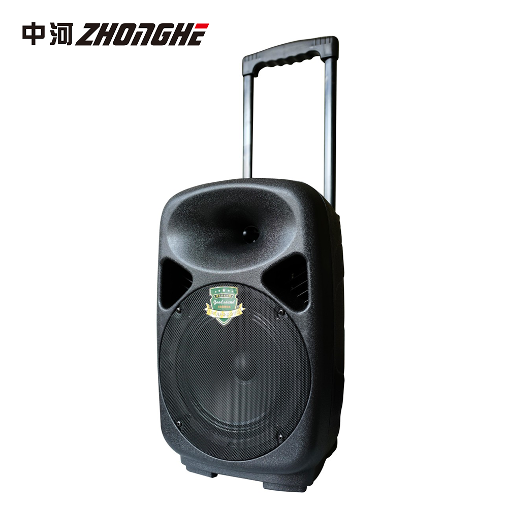 LS-8H Bluetooth Portable Active Speaker Box