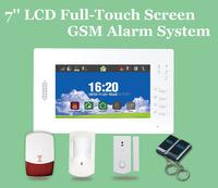 Xilong X6 House Building Contact ID Smart GSM Burglar Alarm System Wireless Factory Offer