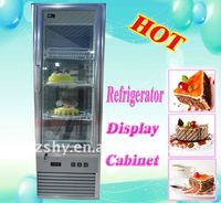 Vertical Freezer Showcase for cake