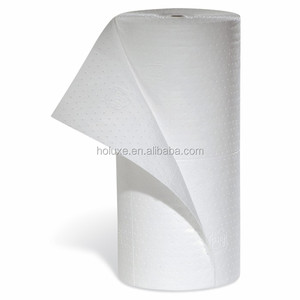 meltblown White Oil Absorbent Roll For Spill Control