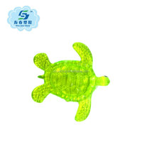 Hot Selling 2017 New Plastic TPR tortoise sticky hand toys on Amazon