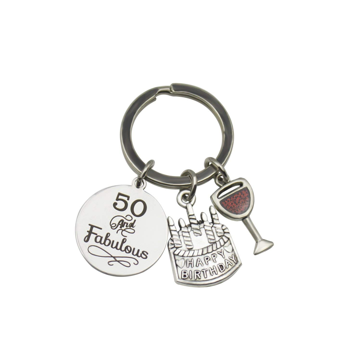Provided 22mm Stainless Steel Firefighter Keyring Diy Fire Extinguisher And Helmet Charm Keychain Fireman Gift For Him Or Her Back To Search Resultsjewelry & Accessories
