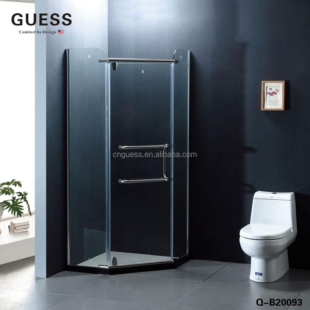 Shower room,bathroom glass door,bathroom screen Q-B20093