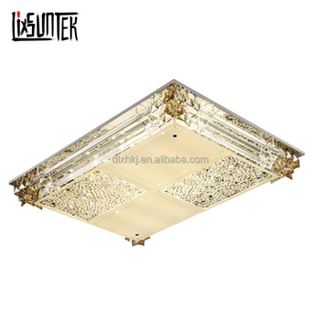 High quality in China Living Room Mounted Simple luxury 80w led ceiling light