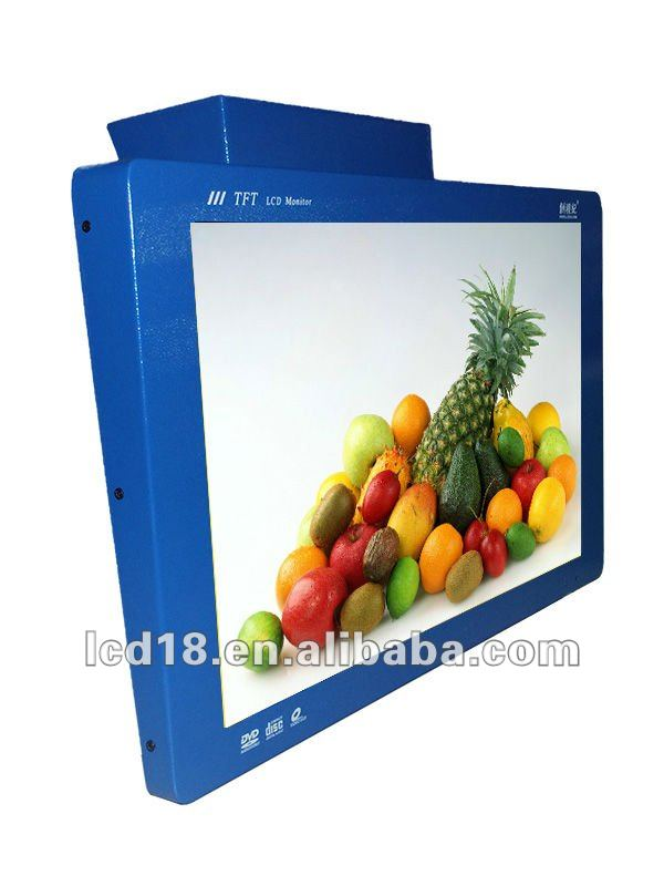 "22"" lcd digital advertising for lobby/hotel/elevator/airport/station"