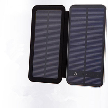 2018 hot sale Foldable Solar Power Bank 8000mah Cheap
