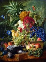 classical still life canvas oil painting