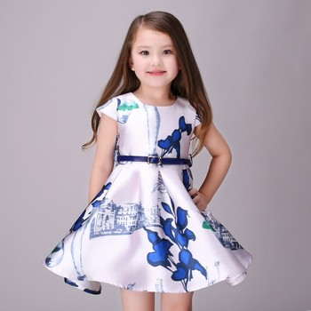 aa19117fe778e Hot Selling Kids Casual Dress Girls Puffy Dresses Baby Girl Summer Dresses  86167 - Buy Baby Girl Fairy Dress,Baby Girl Party Dress,Baby Girls Dress ...