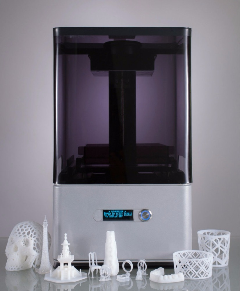 3D <strong>Printer</strong> For Jewelry SLA Stereolithography Desktop SLA Dental 3D resin <strong>Printer</strong>