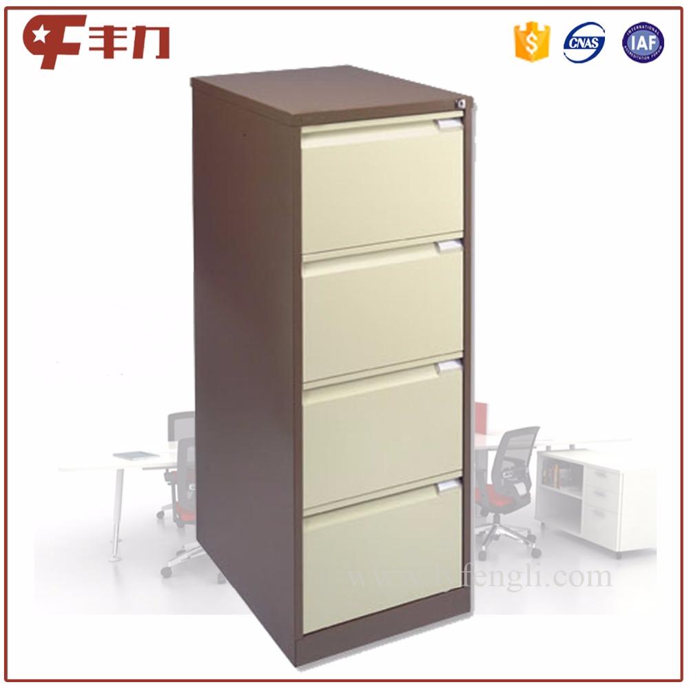 Adesivo De Geladeira No Mercado Livre ~ Mobiliário de escritório armário de arquivamento vertical 4 gaveta de aço armários de arquivo A4