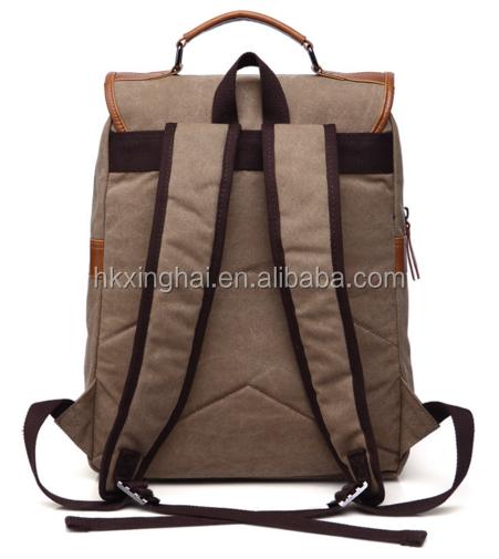 eea77f2bf72b Студенты мешок холщовый открытый рюкзак мешок компьютера для отдыха в стиле  ретро чистый цвет спортивная сумка