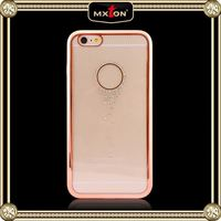 Plain Personalized Set Drill Plastic Case For Iphone 5