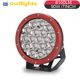 4x4 car accessories 90W 24V /12v offroad led work light blue, red , white, amber color working light car off road light