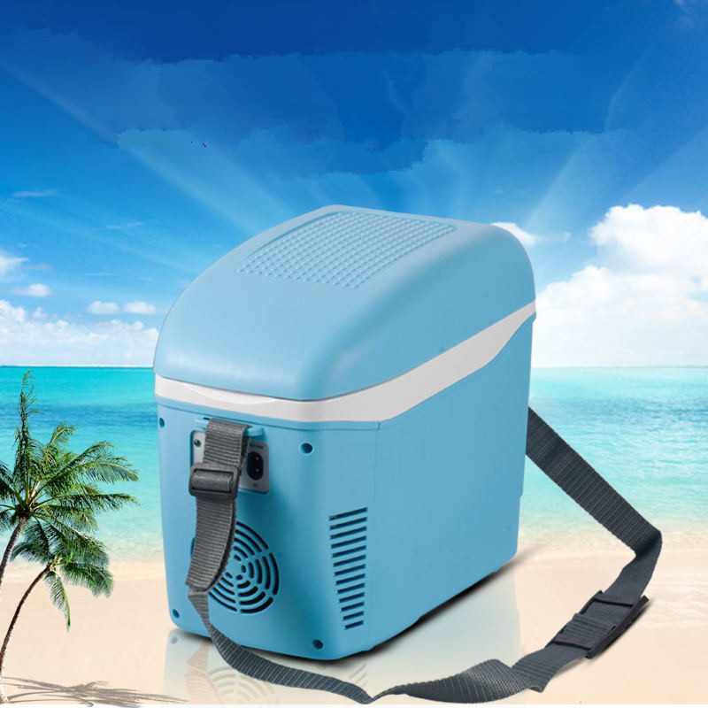 <strong>Fashional</strong> Portable DC 12V 7.5L cooler and warmer auto mini fridge