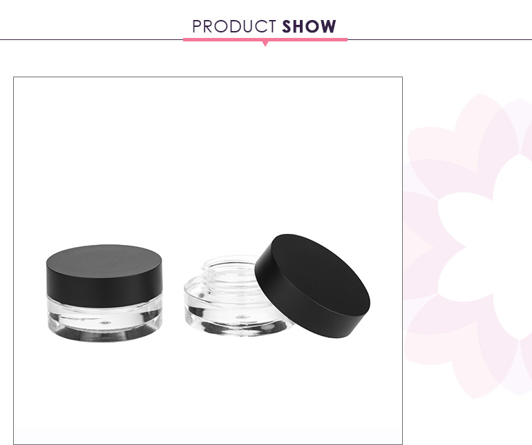 airless concealer packaging cosmetic cream jar from shantou manufacturer