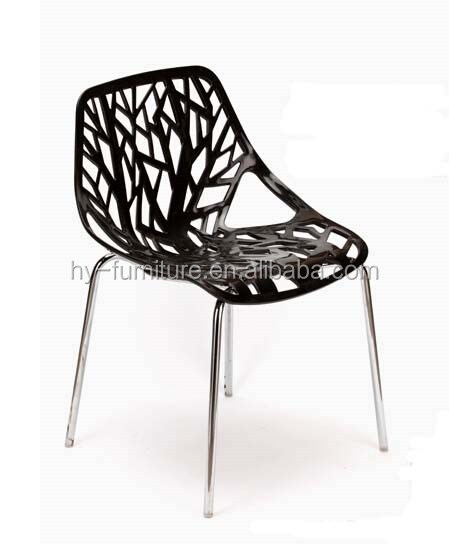 Plastic Tree Dining Chair, HYL-040