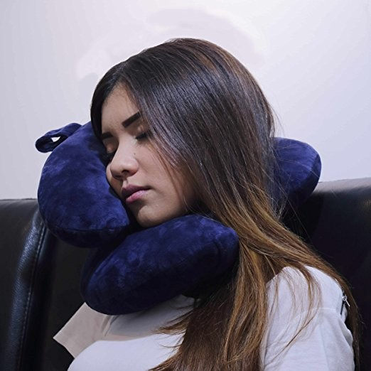 Air Pillow Seat The Cradle For Your Face 23 Gadgets That