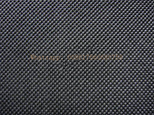Weed control/nonwoven weed fabric
