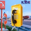 Pick up handset speed dial telephone KNSP-16 waterproof phone