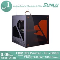 Metal Large Laser Economic Price 3D printers FDM