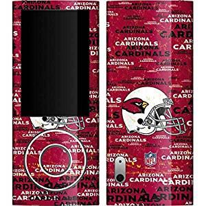 NFL Arizona Cardinals iPod Nano (5G) Video Skin - Arizona Cardinals - Blast Vinyl Decal Skin For Your iPod Nano (5G) Video